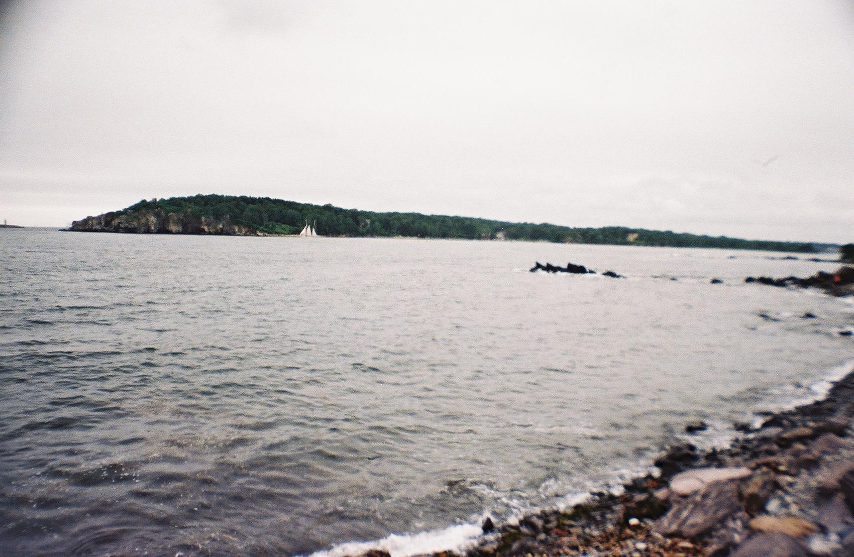 Peaks Island View