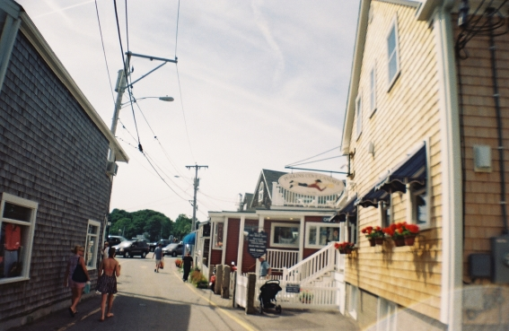 Shops in Perkins Cove