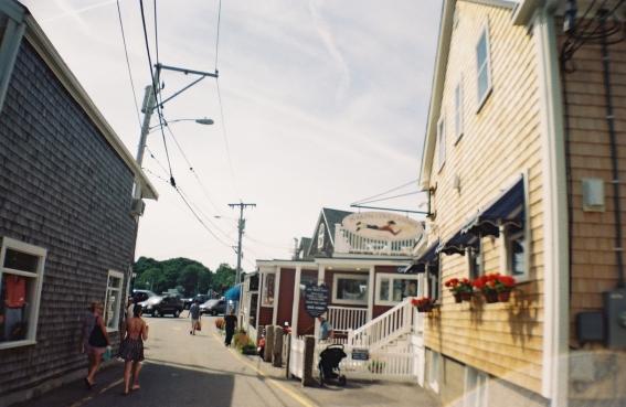 Shops in Perkins Cove