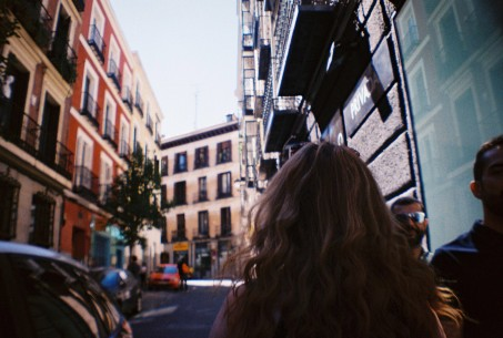 Exploring the streets of Chueca in Madrid