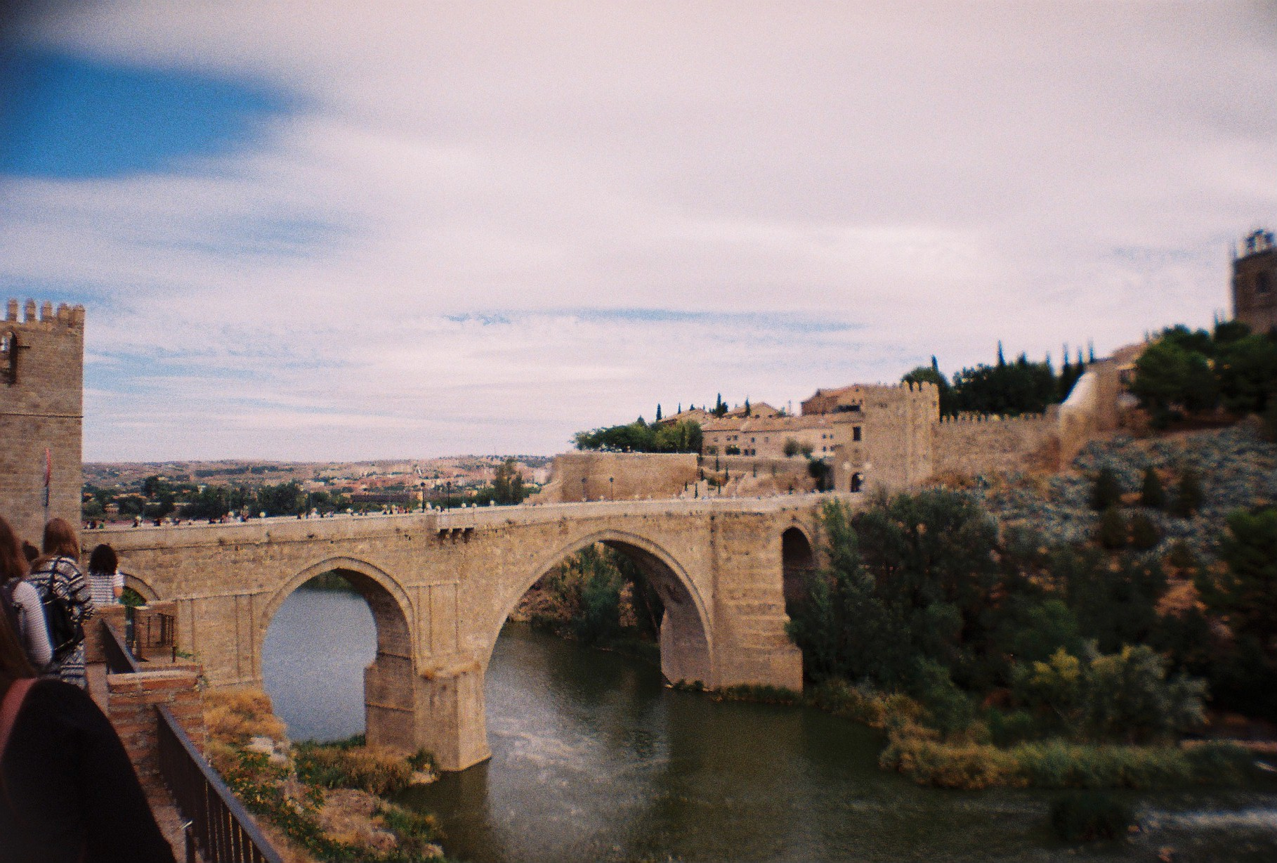 Bridge to Toledo