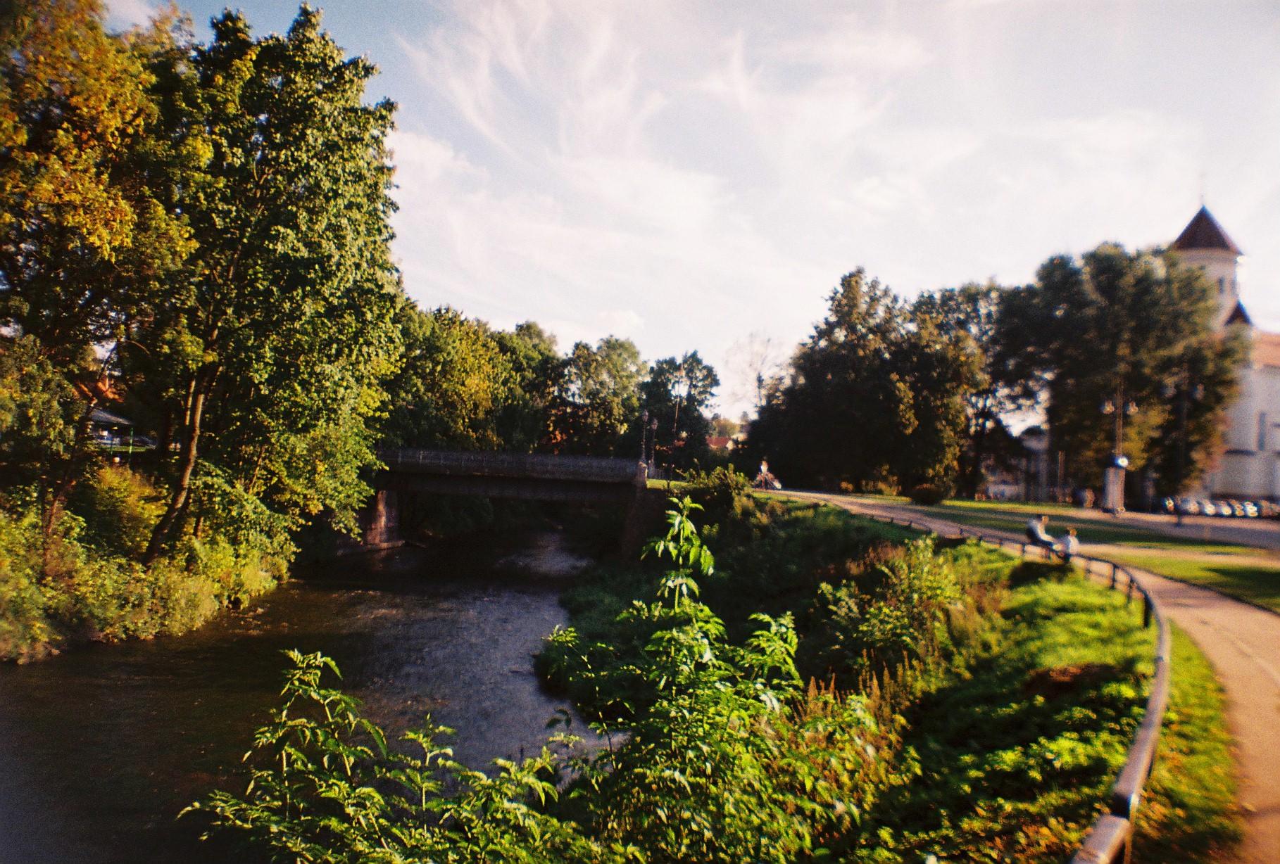Bernardinai Garden
