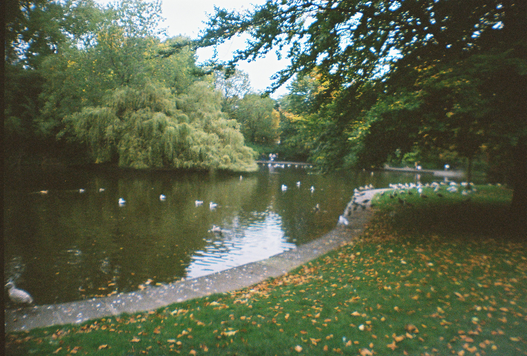 Saint Stephen's Green